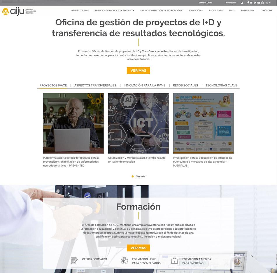 I+D proyectos